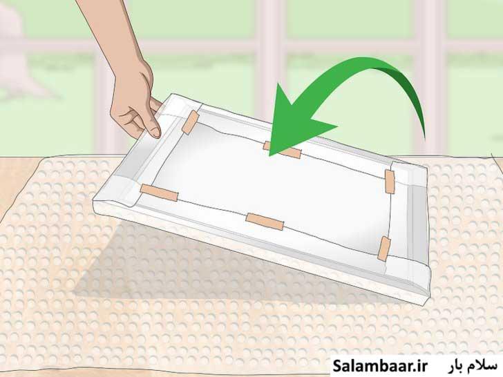 بسته بندی تابلو نقاشی