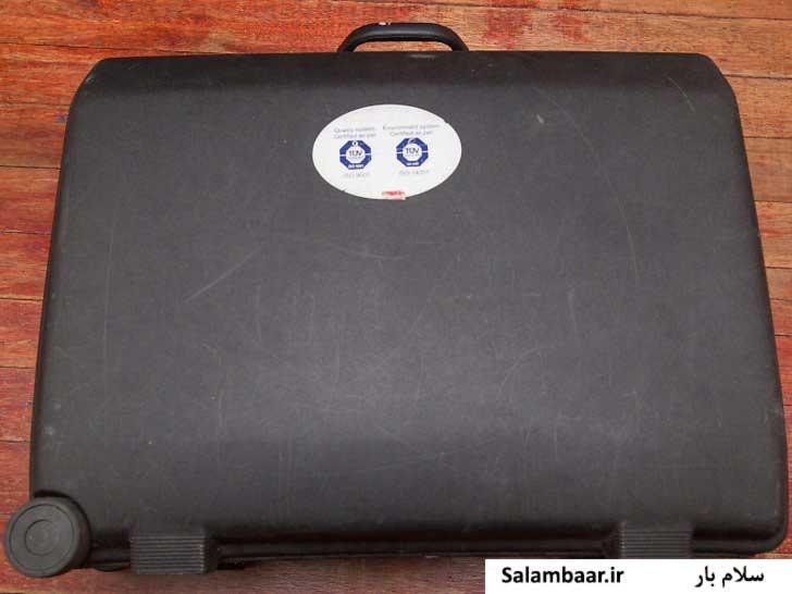 چمدان برای بسته بندی لباس