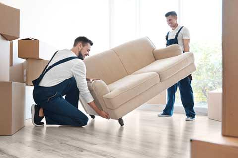 حمل لوازم و اثاثیه منزل و مبلمان